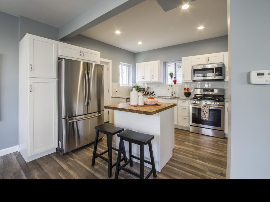 Ideas for week-end home improvements in your own home kitchen